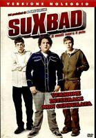 SUXBAD - 3 MENTI SOPRA IL PELO (2007) di Greg Mottola .- DVD EX NOLEGGIO - SONY