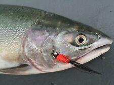 Fly Fishing Flies (Steelhead, Salmon, Trout) Henry's Boss Orange Fly (6 flies)