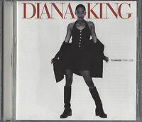 DIANA KING / TOUGHER THAN LOVE - 11 TRACK - CD 1995