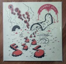 King Gizzard And The Lizard Wizard - Gumboot Soup Vinyl LP (Spiced Pumpkin)