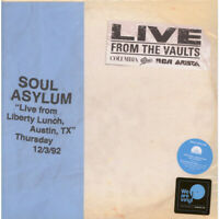 Soul Asylum - From The Vaults: Live From Libe (Vinyl 2LP - 2018 - US - Original)