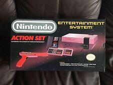 Brand New!!! Nintendo NES Original Game Console System Action Set Mario/Duckhunt