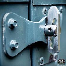 LAND ROVER DEFENDER TAILGATE ANTILUCE DROP-LOCK PIN SET STAINLESS STEEL