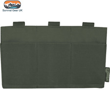 Viper Green Triple Mag Plate 3x Molle Attachments on Rear - Free Delivery