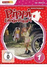 PIPPI LANGSTRUMPF TV-SERIE DVD 1  DVD NEU