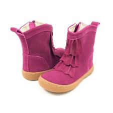NIB New LIVIE & LUCA Boots Pepper Mulberry Mauve Pink 6 7 9