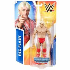 Official WWE - Mattel Basic Series 48 Ric Flair #19 Figure