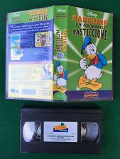VHS Walt Disney - PAPERINO UN ADORABILE PASTICCIONE (2002) VP 1120