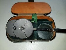 1885 TO 1888 ANTIQUE VINTAGE LORING OPHTHALMOSCOPE