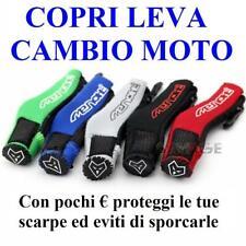 COPRI LEVA CAMBIO MOTO COPRILEVA SALVA PROTEGGI SCARPA MOTORCYCLE COVER SHIFT