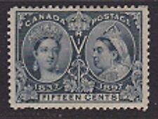 Canada, QV 58, .15 Diamond Jubilee Issue, mint