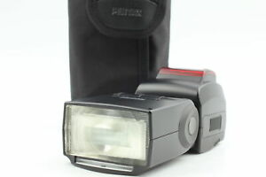[MINT w/ case ] Pentax AF-540FGZ Shoe Mount Flash A003 For Pentax From JAPAN #65