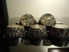 16 Orgone Energy 23k Gold Towerbusters Radiation Protector Shungite Tourmaline