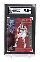 2019-20 Panini Illusions LUKA DONCIC Mavericks Trophy Red Collection 86/99 SP