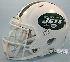 NEW YORK JETS (2016 COLOR RUSH) Riddell Full-Size Speed Authentic Helmet