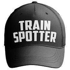 Zug Anweiser Basecap witzig Geburtstag Spektiv Geschenke für ihn Railfan Hut