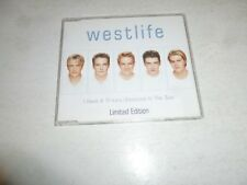 WESTLIFE - I Have A Dream - 1999 UK limited edition 3-track CD single