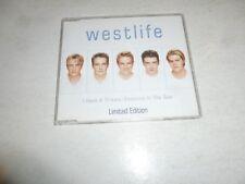 WESTLIFE - I Have A Dream - 1999 UK limited edition 3-track CD single