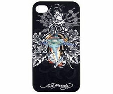 Ed Hardy Geisha Hard Shell Case Cover Case Pouch Apple iPhone 4 4s 4gs