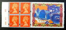 GB 1997 Machin Hong Kong Booklet Pane with Cylinder Unmounted SALE PRICE BN2106