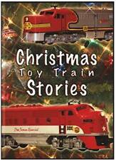 Christmas Toy Train Stories DVD NEW Ned Holzer largest Xmas layout
