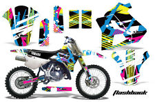 Yamaha WR250z Graphics Kit AMR Racing Bike Decal Sticker Part WR 91-93 FLASHBACK