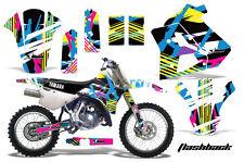 Yamaha WR250z Graphics Kit AMR Racing Bike Decal Sticker Part WR 91-93 FLASHBACK