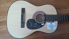 LEE BRICE I DRIVE YOUR TRUCK 2014 SONG OF THE YEAR SIGNED ACOUSTIC GUITAR GA COA
