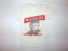 Vintage Original Plasmatics Promo Shirt Wendy O Williams metal punk 80S L