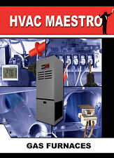 HVAC Maestro Gas Furnaces DVD Video