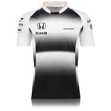 McLaren Honda 2016 Poli Equipo Camisa Grande (42/43 pulgadas) Etiquetas/paquete