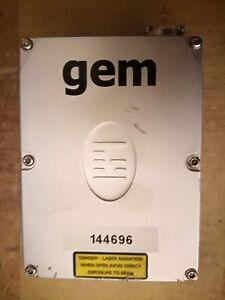 Laser Quantum  GEM 532nm Class IV laser Head