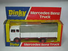 """DINKY TOYS N°940 VINTAGE """"Mercedes Benz Truck"""" NMINT COND.+ BOX"""