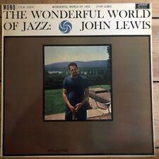 LTZ-K 15237 John Lewis – The Wonderful World of Jazz
