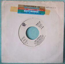 "Ray Charles / Matt Bianco – I'll Take Care Of You.. - VINILE 7"" BOX EDITION"