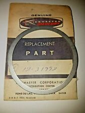 SCOTT ATWATER OUTBOARD 3845-4336 SEAL  VINTAGE  NLA