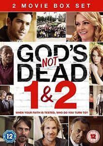 God's Not Dead 1 & 2 DVD Set R4