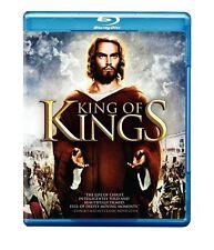 Blu Ray KING OF KINGS. Jeffrey Hunter (1961). Region free. New sealed.
