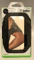 Belkin Ease-Fit Fitness Armband for iPod Touch 5th gen 5014AE NIB Black