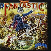 Elton John - Captain Fantastic and the Brown Dirt Cowboy [CD]