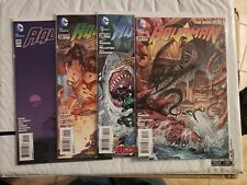 Aquaman (2011) #27 28 29 45 lot of 4 books Nm- Dc Comics New 52 Mera