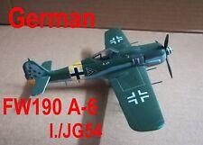 Easy Model 1/72 German FW190 A-6 ,I./JG54,Hanuptmann Walter Nowotny 1943#36404
