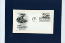 Glenn Curtiss, designer of the Curtiss Racer & First Day Cover of his own stamp