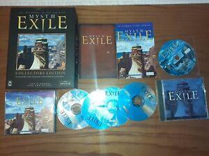 Myst 3 Collectors Edition PC BIG BOX