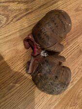 Vintage Boxing Gloves Wheatland Prize Fight Xmas 1906 Youth