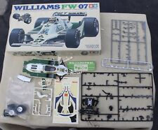 Tamiya Williams FW-07 1/20 Grand Prix Collection Model Kit