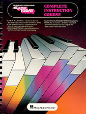 E-Z Play COMPLETE LEARN HOW TO PLAY KEYBOARD COURSE Easy Music Book EZ SFX