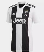 Adidas Sz M Juventus Home Jersey 2018/19. CF3489. Men's Medium MSRP. $90