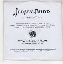 (GH950) Jersey Budd, Shotgun Times - 2008 DJ CD