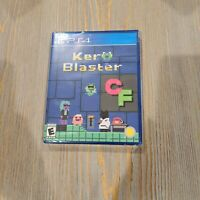 Kero Blaster Limited Run Games #130 Playstation 4 PS4 Sealed - Review/Promo Copy